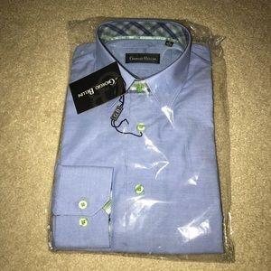 Giorgio Bellini long sleeve collared shirt